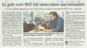 Lesung mit Günter Alt